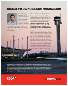 Digital PR og krisekommunikasjon