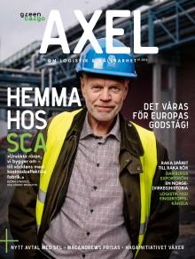 Kundtidningen Axel, nr 1:2016
