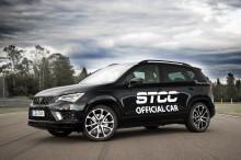 CUPRA Sverige är nu officiell bilpartner till STCC