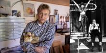 Lars Lerin och Duo Danzeros får kulturstipendium till Gustaf Frödings minne