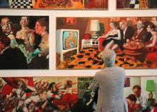 Ett samtal om konstnären Peter Dahl