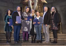 Nordiska museets medaljörer och stipendiater 2019