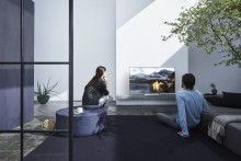 Erste Preise und Verfügbarkeiten des neuen BRAVIA TV Sortiments stehen fest
