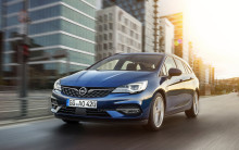 Nya Opel Astra – nu ännu mer effektiv