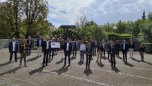 Römer-Lippe-Route: Anrainer des erfolgreichen Radfernwegs verlängern Zusammenarbeit um weitere fünf Jahre