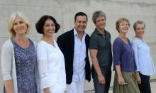 Schöpferkräfte von Musik und Sprache. Neues Eurythmie-Ensemble nimmt Arbeit auf