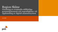 Utredning av eventuella otillbörliga gynnandemoment och oegentligheter vid upphandling av digitalt anamnessystem.pdf
