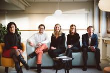 Drivna entreprenörer, spännande idéer och innovation tillhör vardagen för kollegorna på Almi Företagspartner