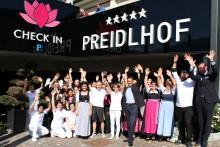 Luxury DolceVita Resort Preidlhof bei der Weltmeisterschaft im Sauna-Aufguss vertreten