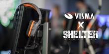 Visma ja Shelter Gameroom solmivat esports-kumppanuuden – työhyvinvointia räiskimällä