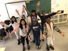 Tilbud til barn og unge i Stovner bydel pr. mai 2018: