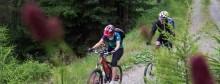Radtour durch das Ultental
