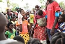 Rädda Barnen Dokumentär- om livet efter naturkatastroferna i Moçambique