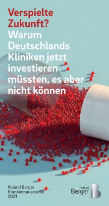 Roland Berger Krankenhausstudie 2021