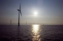 Det sydkoreanske Parlament i landet for at studere de danske erfaringer med havvindmøller