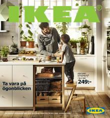 Livet i och omkring köket hyllas i IKEA katalogen 2016