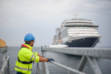 Tender process launched for new cruise terminal