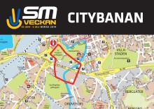Publikvänlig citybana klar för SM-veckan i Borås