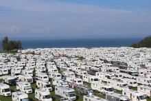 Affärer för miljarder på Elmia Husvagn Husbil
