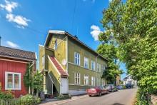 Boligbygg selger trehus med stort potensiale på Rodeløkka