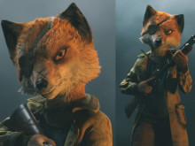 The duck in Mutant Year Zero is getting a friend, Funcom reveals in new trailer