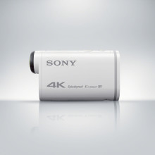 Bereit für jedes Abenteuer – auch in bester 4K-Qualität: die neuen Action Cams von Sony