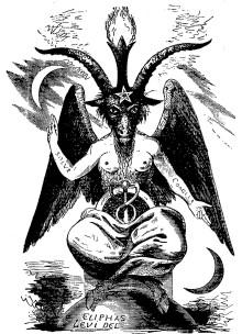 Kvinnan som djävulens utvalda