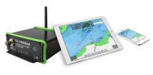 Nomad Portable Class B AIS Transonder Now Shipping in UK