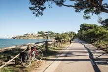 PRESS TRIP Medcycle Tour - Eurovelo 8 - Pirinexus 1-5 OCTOBER