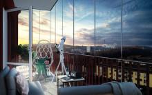 Pressinbjudan första spadtag, 168 nya lägenheter Kallebäcks Torn, Göteborg