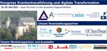 19.-20.05.2021 Kongress Krankenhausführung und digitale Transformation und Zertifizierung zum CHCIO