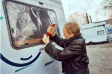 Urlaub mit dem Wohnmobil: auf Sicherheit und Einbruchschutz achten