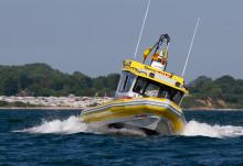 Garmin stattet SeaHelp-Boote mit Marine-Technik aus