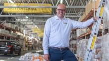Stark start på året för Beijer Byggmaterial – har högst tillväxt på marknaden