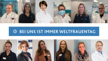 Bei uns ist immer Weltfrauentag!