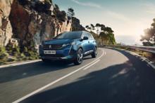 Nya Peugeot 5008 SUV – ny design, mer flexibilitet