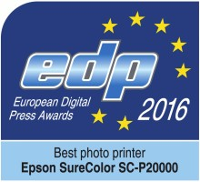 New super-fast Epson SureColor printer wins EDP Award