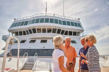 Fred. Olsen Cruise Lines crowned 'Best Cruise Line' for ninth year running at Group Leisure and Travel Awards 2020