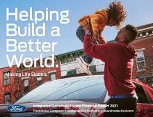 Ford setter nye ambisiøse mål for klimagasskutt frem mot 2035