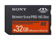 Bigger, Faster, Better: The New Super-High Capacity 32GB Memory Stick PRO-HG Duo HX