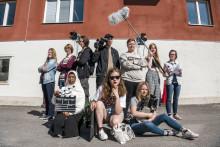 Barn och unga gör film i sommar tillsammans med Film Västernorrland