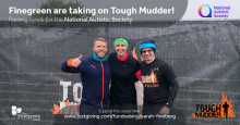 Finegreen are taking on Tough Mudder!