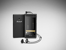 Verdenspremiere for ny smarttelefon – Marshall London