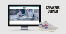 Scorett + Jetshop Channels = Sneakers Corner