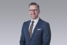 Colliers rekryterar Martin Lindgren till rollen som Head of Agency