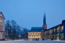 Arkitekturpris till Domkyrkocentrum