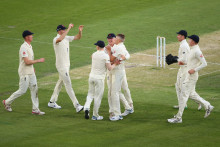 Bowlers push England Lions closer to victory over Australia A at MCG