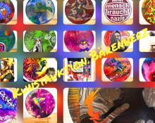 Erfolgreiche Online-Kunstauktion für Bärenherz