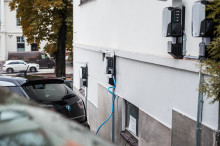 Nytt laddkoncept gör elbilsladdning lönsam för BRF och fastighetsägare