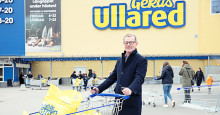 Försäljningsrekord på Gekås Ullared ger bidrag till Missing People